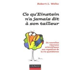 Livre Einstein Dunod