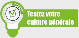 quizz culture générale