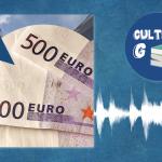 Le billet de 500€ va disparaître