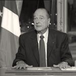 Le «non» de Jacques Chirac à la guerre en Irak