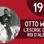 Otto Witte, cinq jours roi d'Albanie