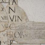 Les chiffres romains