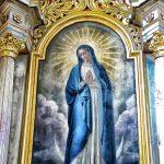 La Vierge Marie et le symbole de la Rose mystique