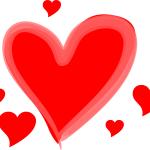 D'où vient la forme symbolique du cœur ?
