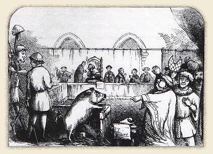 Les proc s faits aux animaux culture g n rale for Histoire macabre