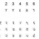 1,2,3,4,5,6,7,8,9 et zéro sont appelés chiffres arabes. Qui les a inventés?