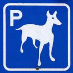 Parking à chiens