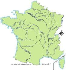 Nombre De Cours Deau En France Culture Générale