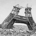 L'nformation inutile du vendredi : Tu me fais un drôle d'Eiffel !