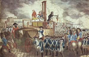 Exécution de Louis XVI