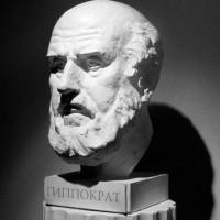Hippocrat's Bust